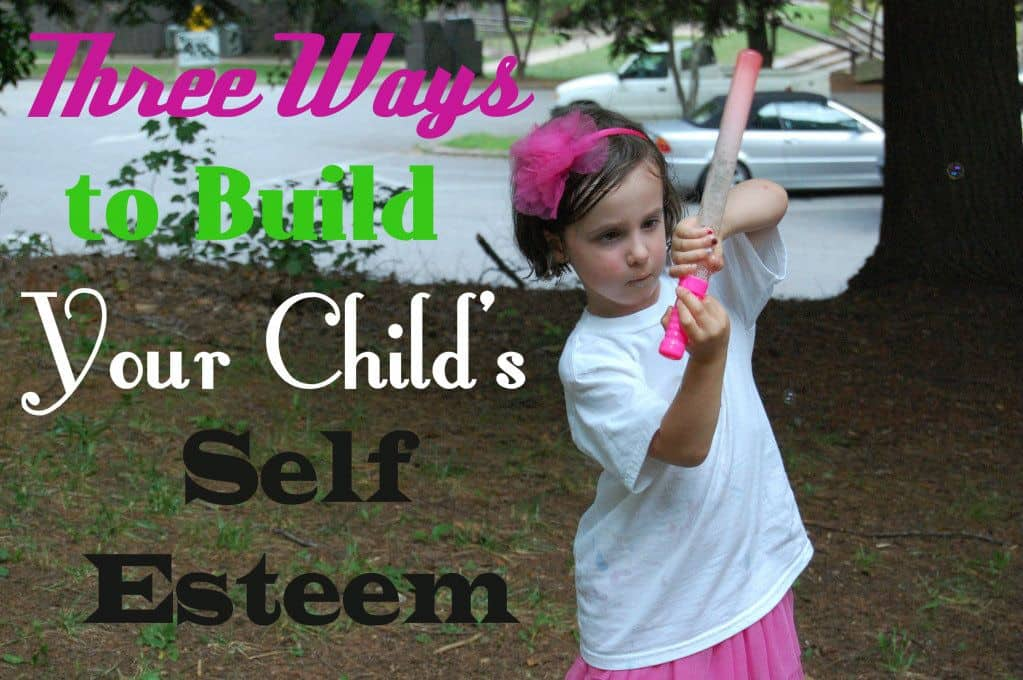3 Ways to Build Self Esteem