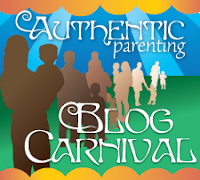 Authentic Parenting Blog Carnival